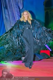 Lifeball Fashionshow - Rathaus - Sa 21.05.2011 - 15