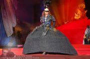 Lifeball Fashionshow - Rathaus - Sa 21.05.2011 - 22