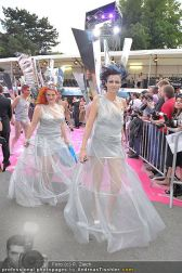 Lifeball Carpet 2 - Rathaus - Sa 21.05.2011 - 13
