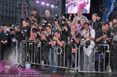 Lifeball Carpet 2 - Rathaus - Sa 21.05.2011 - 2