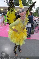 Lifeball Carpet 2 - Rathaus - Sa 21.05.2011 - 29