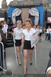 Lifeball Carpet 2 - Rathaus - Sa 21.05.2011 - 8