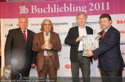 Buchliebling Gala 2011 - Rathaus - Mi 01.06.2011 - 18
