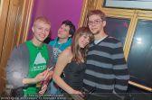 Extended Club - Club 2 - Sa 17.03.2012 - 8