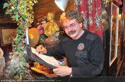 James Cottriall Birthday - Marchfelderhof - Mo 02.01.2012 - 18