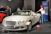 Vienna Auto Show - Messe Wien - Mi 11.01.2012 - 18