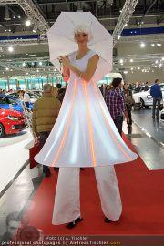 Vienna Auto Show - Messe Wien - Mi 11.01.2012 - 22