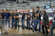 Vienna Auto Show - Messe Wien - Mi 11.01.2012 - 23