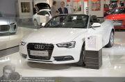 Vienna Auto Show - Messe Wien - Mi 11.01.2012 - 37