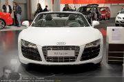 Vienna Auto Show - Messe Wien - Mi 11.01.2012 - 39
