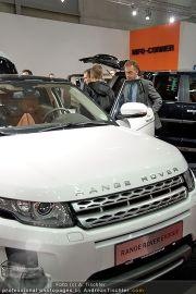 Vienna Auto Show - Messe Wien - Mi 11.01.2012 - 55