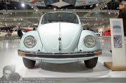 Vienna Auto Show - Messe Wien - Mi 11.01.2012 - 9