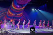 Holiday on Ice Show - Wiener Stadthalle - Mi 11.01.2012 - 2