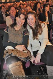 Holiday on Ice Gäste - Wiener Stadthalle - Mi 11.01.2012 - 20