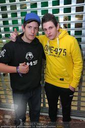 Hardstyle City - Lugner City - Sa 14.01.2012 - 18