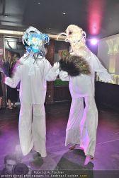 Technoball - Pratersauna - Sa 14.01.2012 - 23