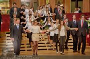 Generalprobe - Wiener Musikverein - Mi 18.01.2012 - 13
