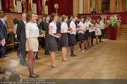 Generalprobe - Wiener Musikverein - Mi 18.01.2012 - 14