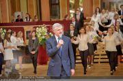 Generalprobe - Wiener Musikverein - Mi 18.01.2012 - 15