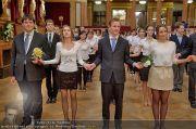 Generalprobe - Wiener Musikverein - Mi 18.01.2012 - 20