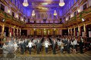 Generalprobe - Wiener Musikverein - Mi 18.01.2012 - 4