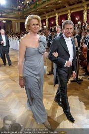 Philharmonikerball - Musikverein - Do 19.01.2012 - 10