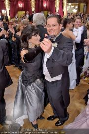 Philharmonikerball - Musikverein - Do 19.01.2012 - 109