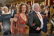 Philharmonikerball - Musikverein - Do 19.01.2012 - 11
