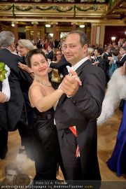 Philharmonikerball - Musikverein - Do 19.01.2012 - 110