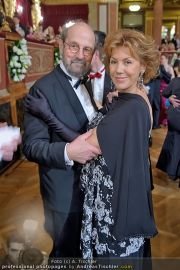 Philharmonikerball - Musikverein - Do 19.01.2012 - 119