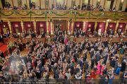 Philharmonikerball - Musikverein - Do 19.01.2012 - 127