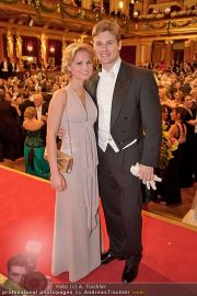 Philharmonikerball - Musikverein - Do 19.01.2012 - 130
