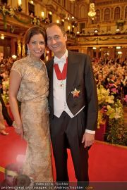 Philharmonikerball - Musikverein - Do 19.01.2012 - 131