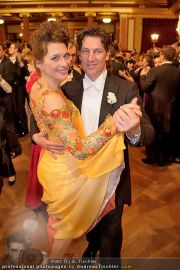 Philharmonikerball - Musikverein - Do 19.01.2012 - 14