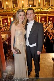 Philharmonikerball - Musikverein - Do 19.01.2012 - 141