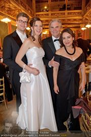 Philharmonikerball - Musikverein - Do 19.01.2012 - 143
