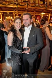 Philharmonikerball - Musikverein - Do 19.01.2012 - 15