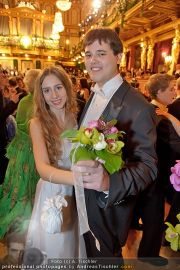 Philharmonikerball - Musikverein - Do 19.01.2012 - 151