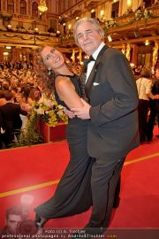 Philharmonikerball - Musikverein - Do 19.01.2012 - 16
