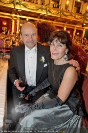 Philharmonikerball - Musikverein - Do 19.01.2012 - 160