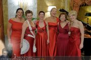 Philharmonikerball - Musikverein - Do 19.01.2012 - 18