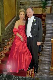 Philharmonikerball - Musikverein - Do 19.01.2012 - 19
