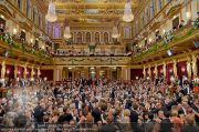 Philharmonikerball - Musikverein - Do 19.01.2012 - 2
