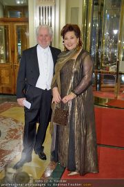 Philharmonikerball - Musikverein - Do 19.01.2012 - 22