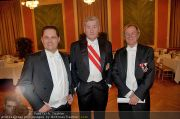 Philharmonikerball - Musikverein - Do 19.01.2012 - 28