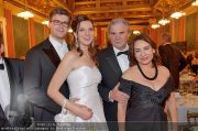 Philharmonikerball - Musikverein - Do 19.01.2012 - 3
