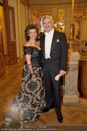 Philharmonikerball - Musikverein - Do 19.01.2012 - 31
