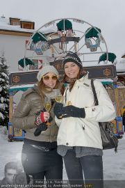 Clicquot in the snow - Hotel A-Rosa - Fr 20.01.2012 - 21