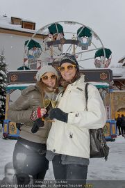 Clicquot in the snow - Hotel A-Rosa - Fr 20.01.2012 - 22