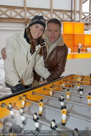 Clicquot in the snow - Hotel A-Rosa - Fr 20.01.2012 - 27